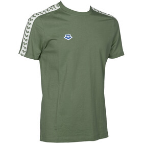arena Team T-Shirt Homme, army-white-army
